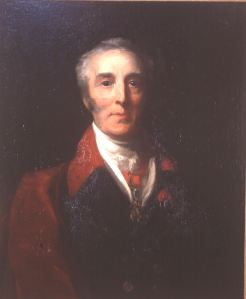 Arthur Wellesley, the Duke of Wellington (1769-1852), Lord Warden of the Cinque Ports by John Lilley 1837 paid for by the people of Dover. Dover Museum