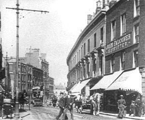 John Falconer's Shop Biggin Street. Dover Museum