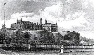 Walmer Castle by George Shepherd