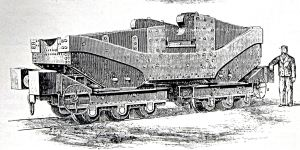 30-ton Turret Gun Carriage. The Engineer 24.09.1875