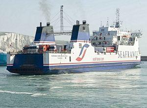 Nord Pas de Calais. Dover Harbour Board