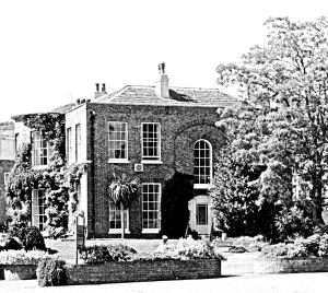 Buckland House, Crabble Hill. Dover Museum