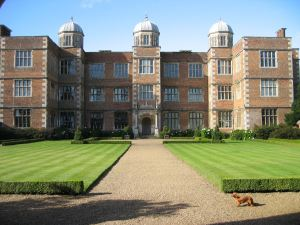 Doddington Hall, Lincolnshire that George Jarvis inherited from Sarah Gunman. Doddington Hall, Lincolnshire