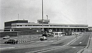 HoverSpeed (former Seaspeed) Hovercraft Terminal Building Seafront c1980