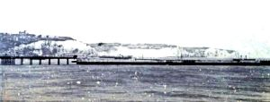 Prince of Wales Pier circa 1900 - David Iron Collection