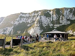 Samphire Hoe. White Cliffs Countryside Project