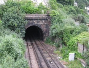 London, Chatham & Dover Railway Tunnel from Priory to Limekiln Street. LS 2010