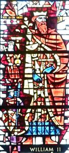 William II (1087-1100) - Canterbury Cathedral. Lorraine Sencicle 2016