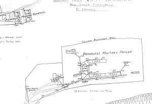 Broadlees Prison, Langdon Cliff Agreement between War Dept & Dover Corporation re Drainage 09.12.1903 - Dover Library