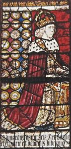 Henry V - Canterbury Cathedral