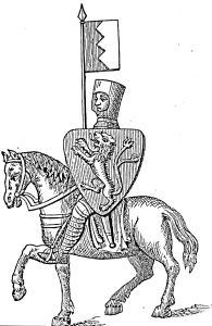 Simon de Montfort. LS