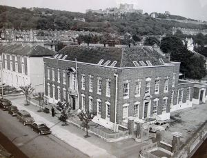 Dover Police Station, Park Street c1970. Kent Police