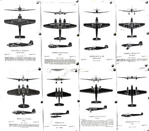 Aircraft Recognition illustrations