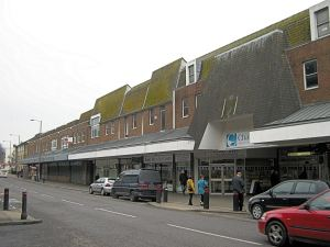 Charlton Centre, High Street. LS
