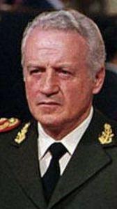 General Leopoldo Galtieri 1826-2003