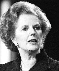 Mrs Margaret Thatcher 1925-2013 Prime Minister 1979-1990