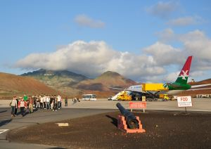 Wideawake Airfield Ascension Island - Wikapaedia