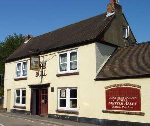 Bull Inn, London Road, Buckland. Alan Sencicle