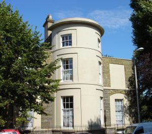 Ryder House, formery Lundy House, London Road, Buckland. Alan Sencicle