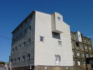 Former Buckland Corn Mill, London Road. Alan Sencicle