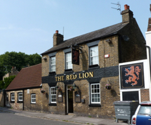 Red Lion, Charlton Green. LS