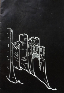DODS Son et Lumiere at Dover Castle 19 August to 16 September 1961. Front cover - George & Julie Ruck