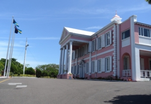 Government House, Nassau, Bahamas today. Bahamas Ministry of Tourism