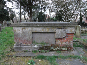 General Sir Francis Cockburn's Grave - St Michael and All Angels Church in Harbledown, Canterbury, Kent - Eamonn O'Keeffe