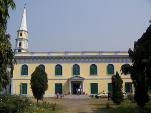 St Johns Church, Meerut, the oldest Church in North India. StJohnsChurch Wikimedia Commons
