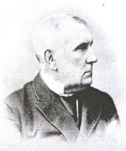 Sir Edward Watkin (1819-1901) Chairman of South Eastern Railway. John Turner