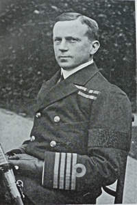 Admiral Reginald Bacon (1863-1947) Chief of Fortress Dover 1915-1918. Lorraine Sencicle