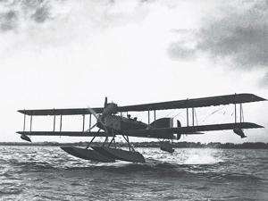 Short Type 184 Seaplane. Wikimedia Commons