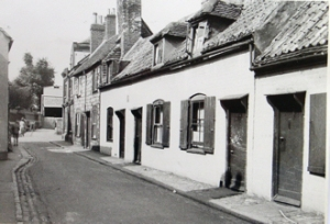 Dieu Stone Lane Cottages. Dover Library