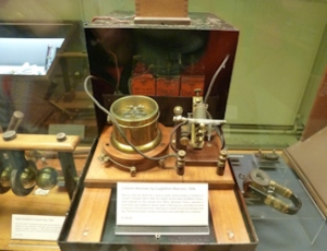 Marconi - Apparatus used at Tonybee Hall demonstration 11.12.1896. istory of Science Museum, University of Oxford