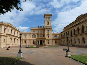 Osborne House, Isle of Wight Queen Victoria's palatial holiday home. Alan Sencicle