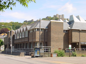 Pencester Road Magistrates Court opened December 1986 having cost £2million to build. Closed in 2017 and sold for £900,000. Alan Sencicle