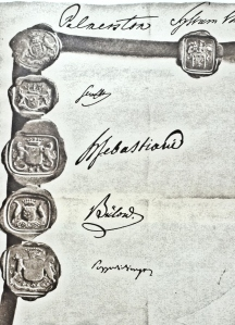 Treaty of London (1839) signatories - Britain, Austria, France, German Confederation, Russia, and the Netherlands.