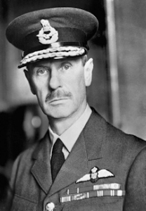 Air Marshal Hugh Dowding c1935 Ministry of Information official photographer