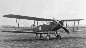 Bristol Fighter Type 14 F2B (prototype C823) one of the most successful fighters during WWI. BAE Systems