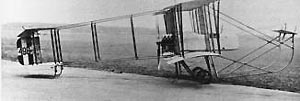 Farman MF.7 Longhorn on Royal Air Force Marham website.
