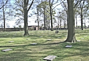 Langemarck German War Cemetery - The Battle of Langemarck (16–18 August 1917). Jean Marsh