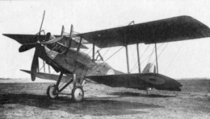 Royal Aircraft Factory R.E.8.2 aeroplane Wikimedia