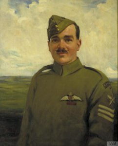 Sergeant Tommy Mottershead (1892-1917) was the only Non-Commissioned RFC Pilot to be awarded the Victoria Cross. Wikimedia