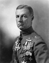 Colonel William (Billy) Lendrum Mitchell (1879-1936) USAF