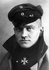Baron Manfred Von Richthofen - the Red Baron (1892-1918). The Wartenberg Trust